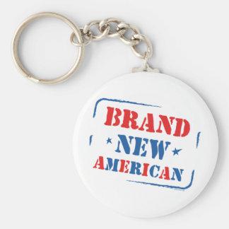 Brand New American Key Chain
