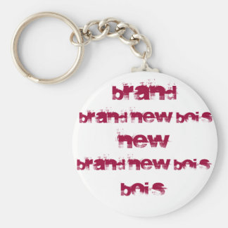 BRAND NEW BOI'S KEYCHAIN