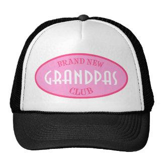Brand New Grandpas Club (Pink) Mesh Hats