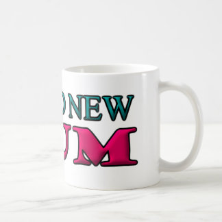 Brand New Mum Coffee Mug