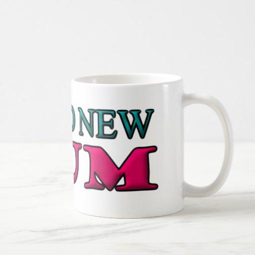 Brand New Mum Coffee Mugs