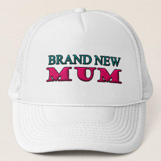 Brand New Mum Trucker Hat