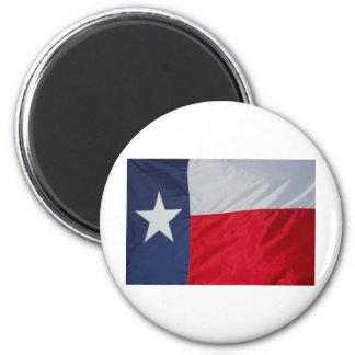 Brand New Texas Flag 6 Cm Round Magnet
