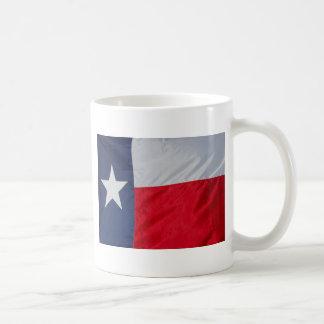 Brand New Texas Flag Classic White Coffee Mug