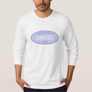 Brand New Uncles Club (Purple) T-Shirt