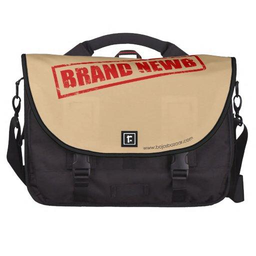 Brand Newb (Stamped) Commuter Bag