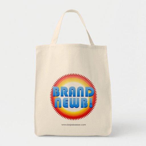 Brand Newb (Starburst) Canvas Bags