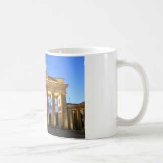 brandenburg evening basic white mug