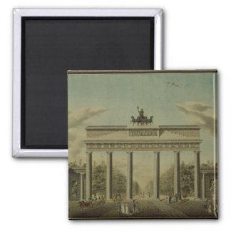 Brandenburg Gate, 1812 Fridge Magnets