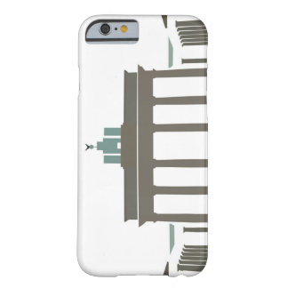 Brandenburg Gate Barely There iPhone 6 Case