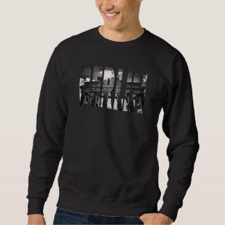 Brandenburg gate Berlin Germany Clothing Sweatshirt