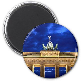 Brandenburg Gate Berlin Magnet