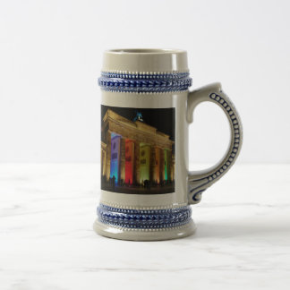 Brandenburg Gate Germany Beer Stein