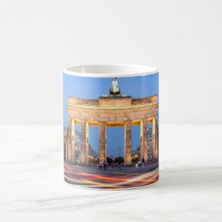 Brandenburg Gate in Berlin Coffee Mug
