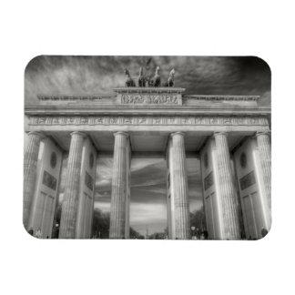 Brandenburg Gate photo Magnet