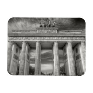 Brandenburg Gate photo Rectangular Photo Magnet