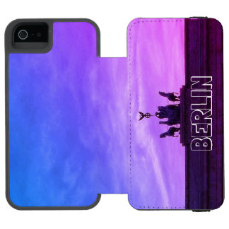 Brandenburg Gate sunset 001.04.1, Berlin Incipio Watson™ iPhone 5 Wallet Case