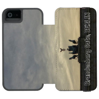 Brandenburg Gate sunset 001.06, Berlin Incipio Watson™ iPhone 5 Wallet Case