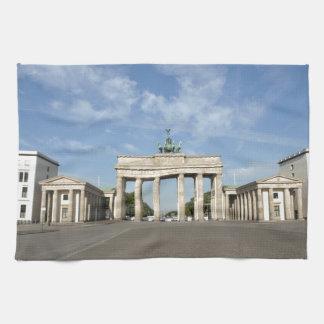 Brandenburg Gates, Berlin Towel