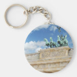 Brandenburg Tor in Berlin, Germany Key Chain