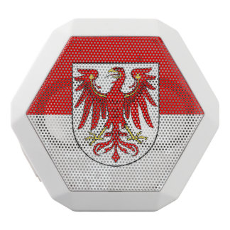 Brandenburg White Bluetooth Speaker
