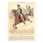 Brandenburger Hussar Post Cards