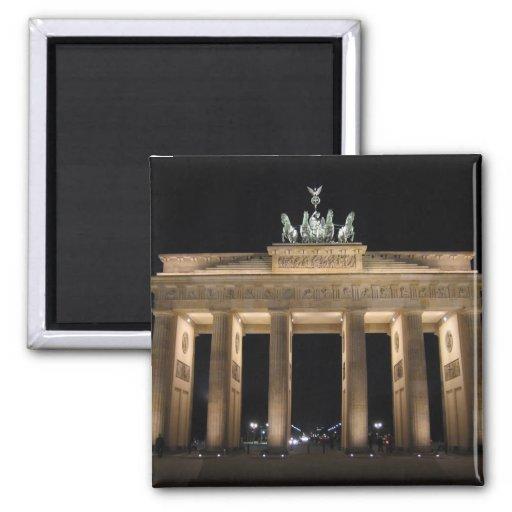 Brandenburger Tor, Berlin Fridge Magnets