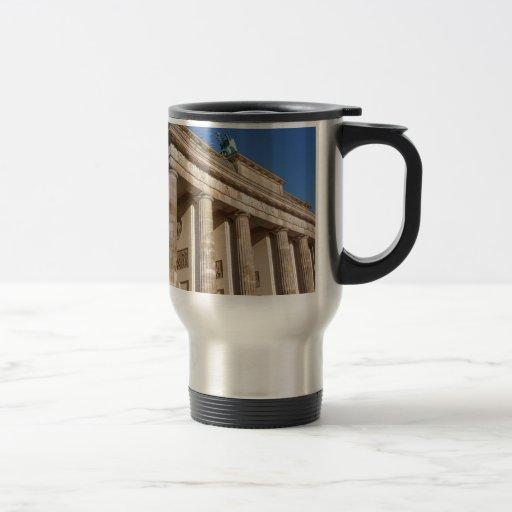 Brandenburger Tor Berlin Mug
