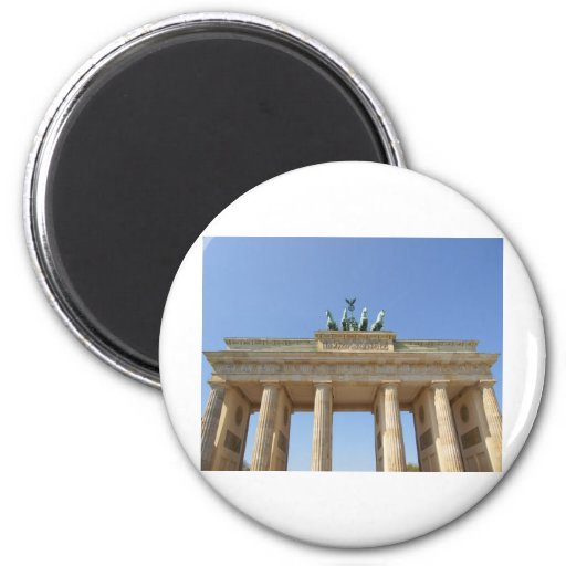 Brandenburger Tor (Brandenburg Gate) Berlin Refrigerator Magnet