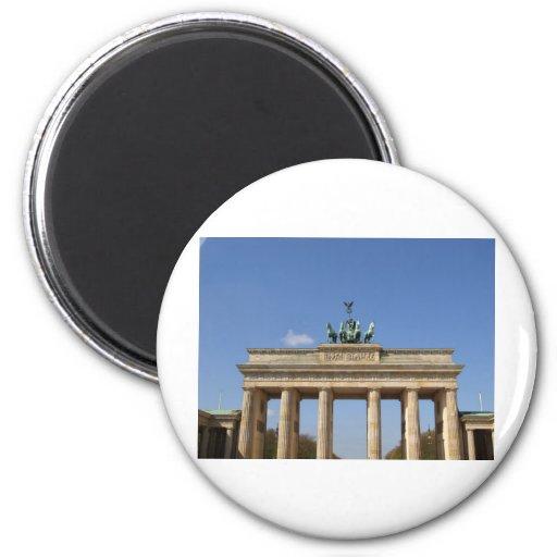 Brandenburger Tor (Brandenburg Gate) Berlin Magnets