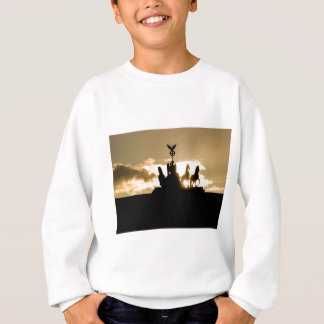 Brandenburger Tor Brandenburg Gate Berlin Sweatshirt