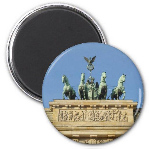 Brandenburger Tor (Brandenburg Gate) famous landma Magnet