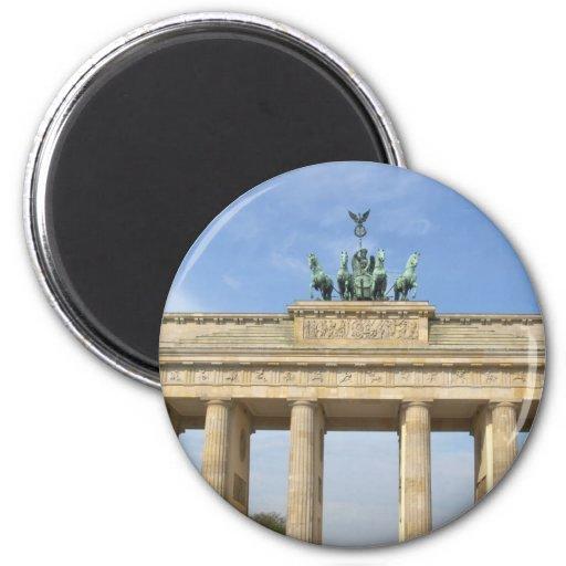 Brandenburger Tor (Brandenburg Gate) Refrigerator Magnet