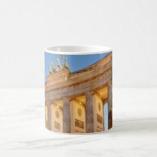 Brandenburger Tor in Berlin Coffee Mug