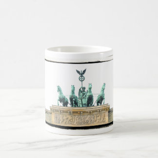 Brandenburger Tor in Berlin, Germany Coffee Mug