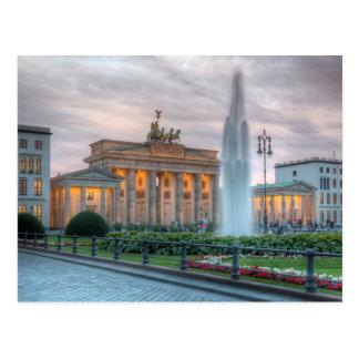 Brandenburger Tor Postcard