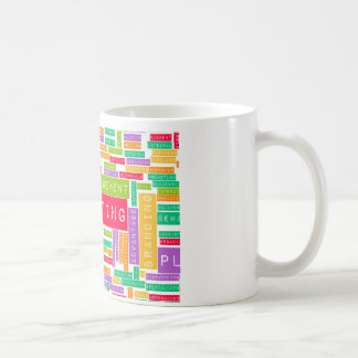 Branding and Marketing as a Business Concept Coffee Mug