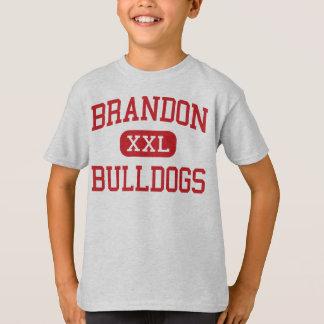 Brandon - Bulldogs - Middle - Brandon Mississippi T-Shirt