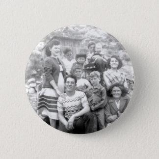 Brandon Family 1950 6 Cm Round Badge