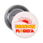 Brandon, Florida Buttons