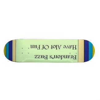 brandonsbuzz skate boards