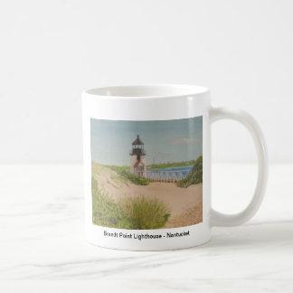 Brandt Point Lighthouse - Nantucket Coffee Mug