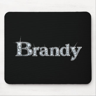 """Brandy """"Diamond Bling"""" Mousepad"""
