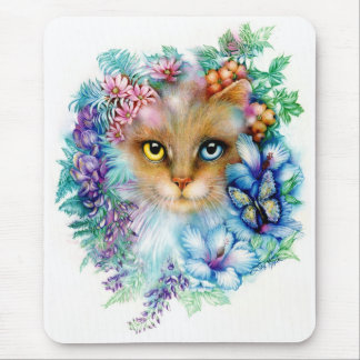 brandy mouse mat