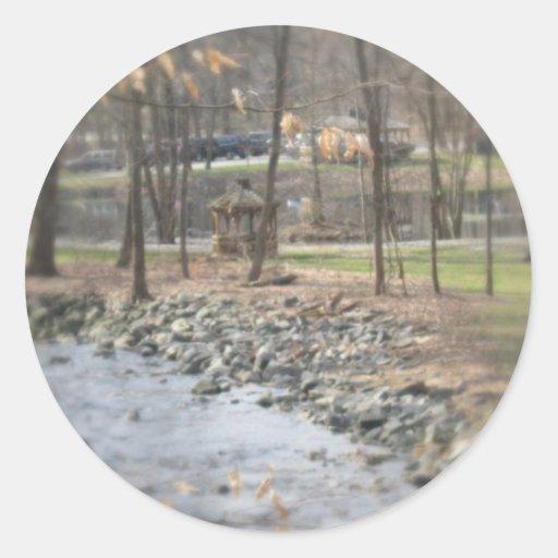 Brandywine Creek Gazeebo Sticker
