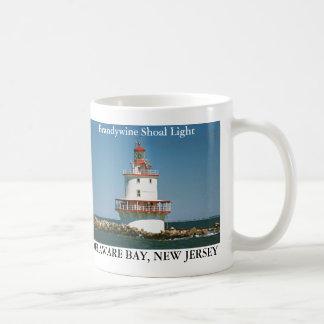 Brandywine Shoal Light, New Jersey Mug