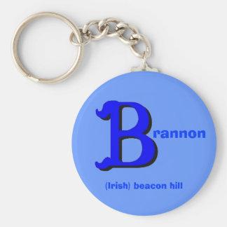 Brannon Keychain