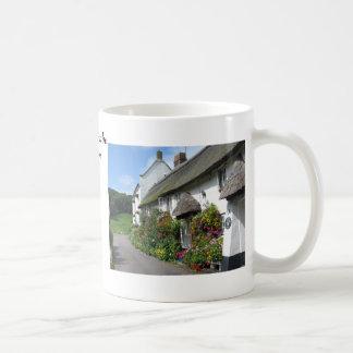 Branscombe Village Devon Coffee Mug