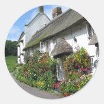 Branscombe Village Devon Sticker