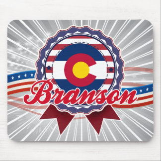 Branson, CO Mouse Pad